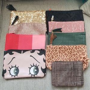 Mac & Ipsy Bags